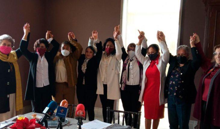 Piden mujeres de Morena piso parejo para la candidatura al gobierno de Michoacán