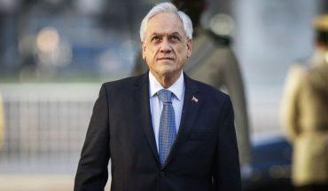 Presidente Piñera firmó proyecto de ley para combatir el crimen organizado