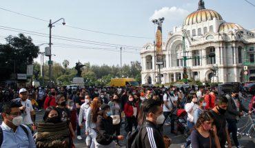 Restringen horarios a comercios y cierran calles en centro de la CDMX