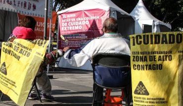 Salud reporta 664 muertes por COVID y más de 9 mil casos nuevos