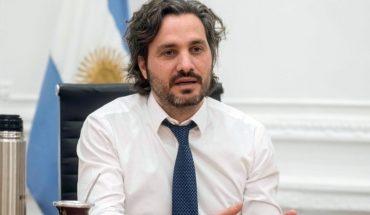 """Santiago Cafiero: """"Hay correcciones que probablemente se empiecen a hacer, pero nunca van a ser tarifazos"""""""