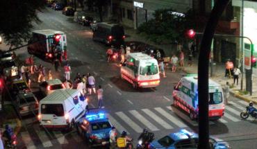 Se entregó el conductor que atropelló y mató a un niño en el barrio de Flores