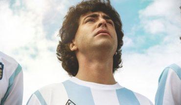 """Se filtró el primer adelanto de """"Sueño Bendito"""", biopic de Diego Maradona"""