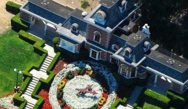 "Se vendió ""Neverland"", la histórica mansión de Michael Jackson"