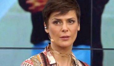 """Tonka Tomicic por estado de salud de su madre: """"Tiene una demencia que ha avanzado bastante"""""""