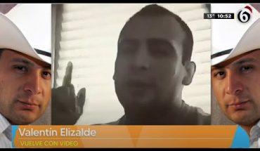 ¡Filtran video inédito de Valentín Elizalde!   Vivalavi