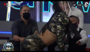 ¿Qué le ve Kona a Anel cuando baila?   Es Show