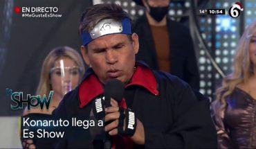 'Konaruto' tiene las nueve colas | Es Show