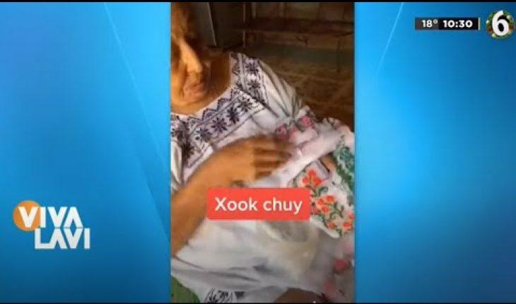 Abuelita logra vender gracias a Tik Tok | Vivalavi