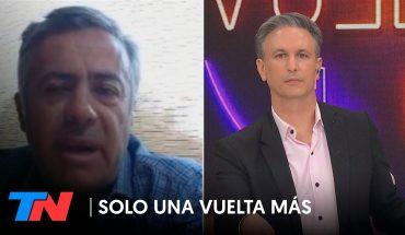"""Alfredo Cornejo: """"Las sospechas las siembra la forma de comunicar de Ginés"""""""