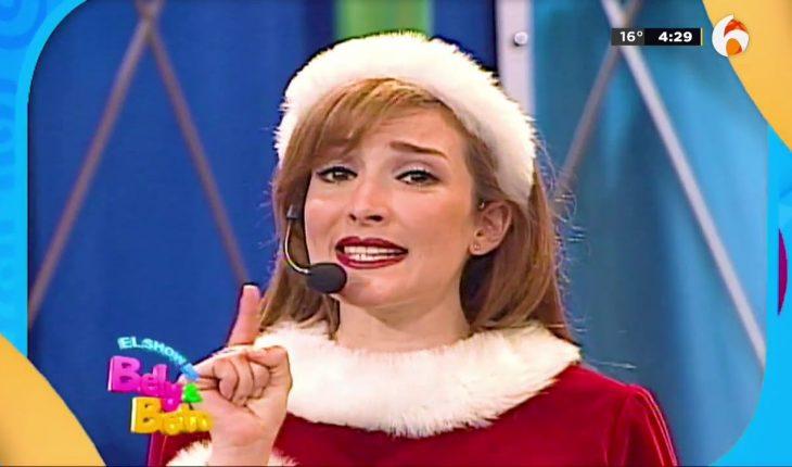 Bely habla con Santa Claus