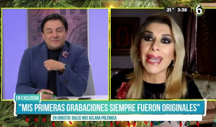 Dulce aclara enemistad con María José | El Chismorreo