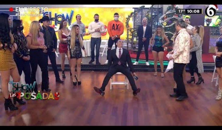 El baile más sexy para Chavana   Es Show