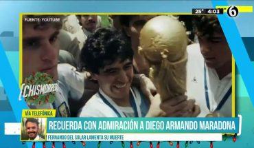 El duelo nacional de Argentina por Maradona   El Chismorreo