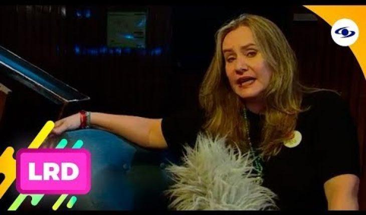 La Red: Alejandra Borrero habla sobre la difícil despedida de Casa E- Caracol TV