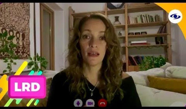 La Red: Alexandra Restrepo cuenta las duras secuelas que le dejó el coronavirus - Caracol TV