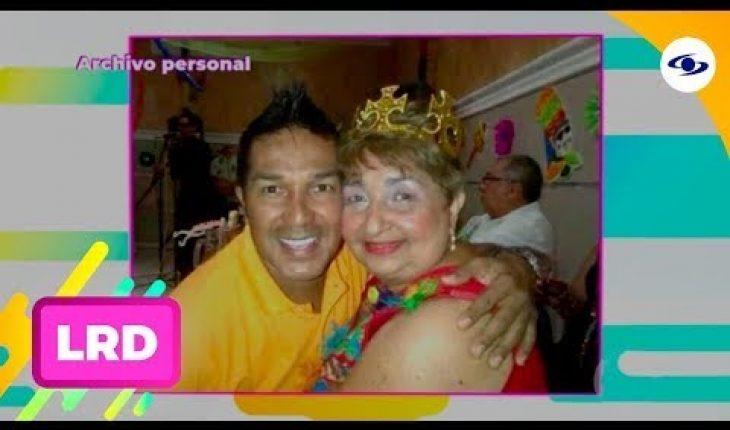 La Red: Así fue el adiós a Ruth Agudelo, esposa de Alci Acosta y madre del 'Checo'  - Caracol Tv
