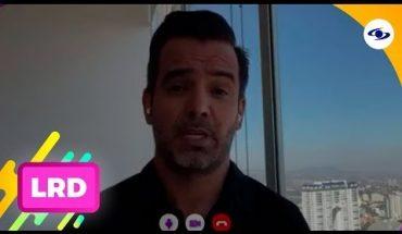 La Red: Jorge Cárdenas habla de los ataques que recibe por sus posiciones políticas- Caracol TV