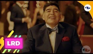 La Red: Maradona, el hombre que también brilló en el mundo del espectáculo -Caracol Televisión