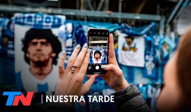 Maradona, la causa: analizarán dos celulares de Diego encontrados en su habitación