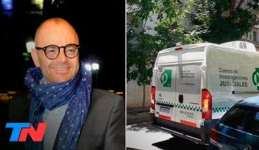 """Mühlberger: vuelven a allanar al """"médico de los famosos"""" que promovía una falsa cura contra el COVID"""