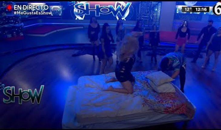 Nataly se quita el calzón | Es Show