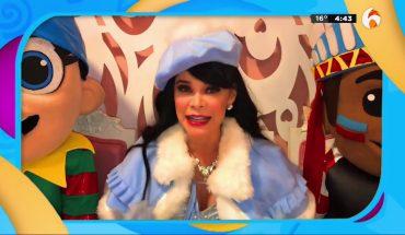 Princesita Ana Celia en busca de sus Juguetes