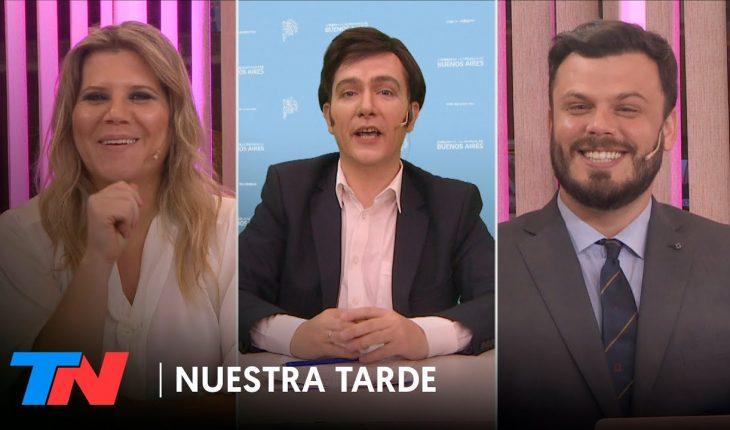 """TARICO FAKE NEWS: """"Axel"""" y el Lado B de los protocolos para el verano   NUESTRA TARDE"""