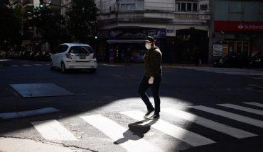 Volvió a crecer la curva de contagios en la Ciudad de Buenos Aires