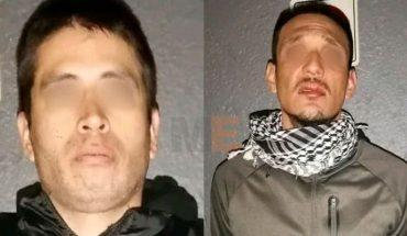 Caen 2 presuntos asaltantes de tiendas en Morelia, Michoacán