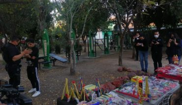 Anti-pyrotechnics operation in Morelia will remain all December and January
