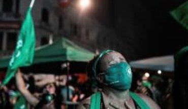 Argentine Senate legalizes voluntary abortion until week 14 of pregnancy