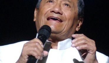 Armando Manzanero intubated by Covid-19