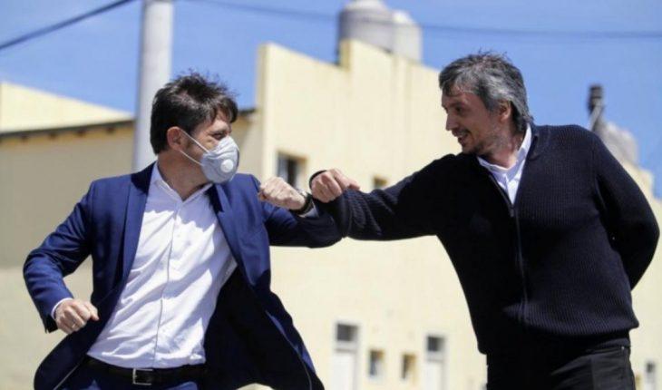 Axel Kicillof, Maximus Kirchner and three Bonaerenses ministers remain isolated