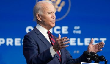 Biden, PRESIDENT-elect of the United States, has not been able to do so. U.S. gets coronavirus vaccine