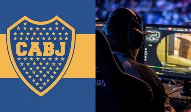 Boca Juniors to land in eSports world in 2021