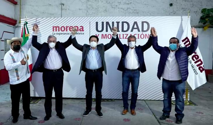 Brunette defines contenders for Guerrero, Michoacán and Sinaloa