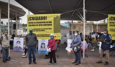 CDMX gives new restrictions for coVID priority colonies
