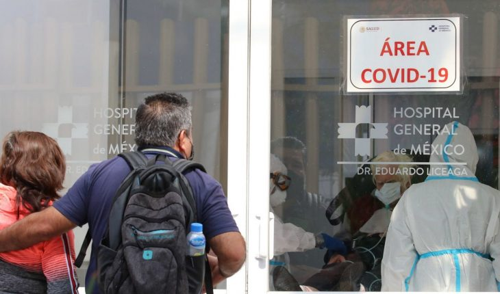 CDMX warns hospitals are on edge and calls for total isolation