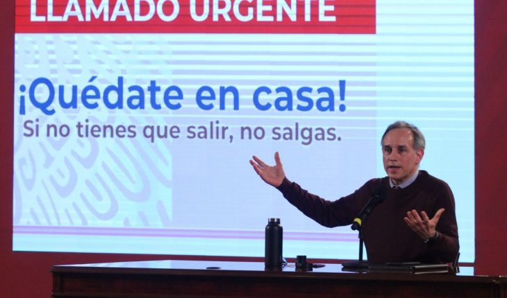 CdMX traffic light color is inconsecondent, we're in emergency: Gatell