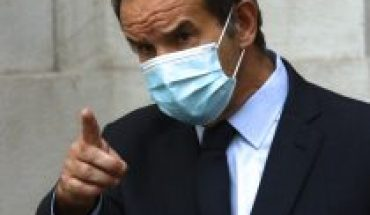 Chancellor Allamand claims carabinieri violated rights in the outburst but without official planning