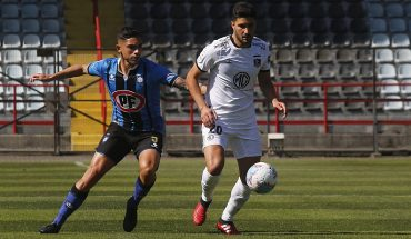 Colo Colo gladly draws to defeat with Huachipato who had one man minus the whole second half