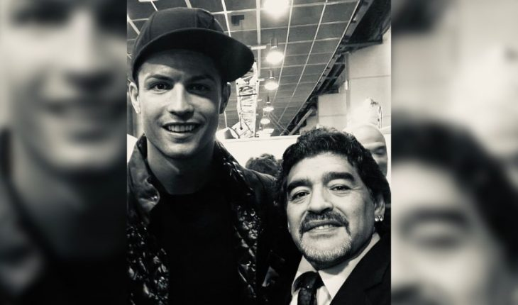 Cristiano's farewell to Maradona, Instagram's viralest post in 2020