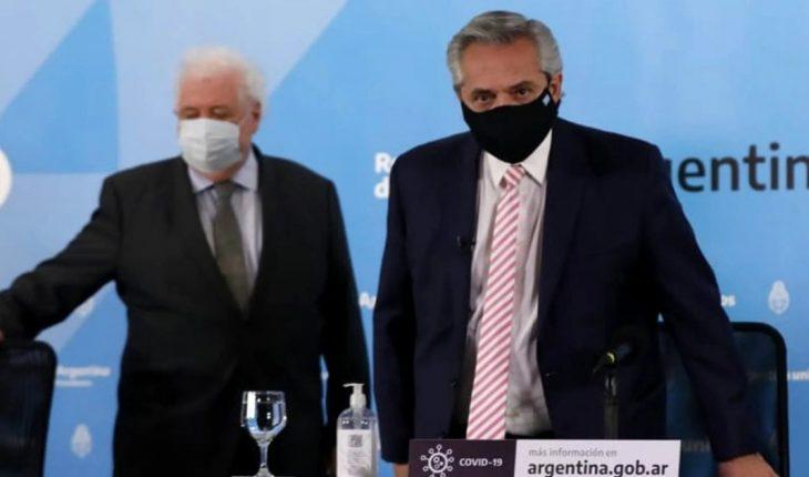 Deputies of Juntos por el Cambio will ask for the political trial of González García