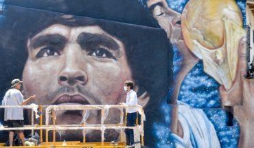'Diego Armando Maradona' tunnel opened in San Fernando