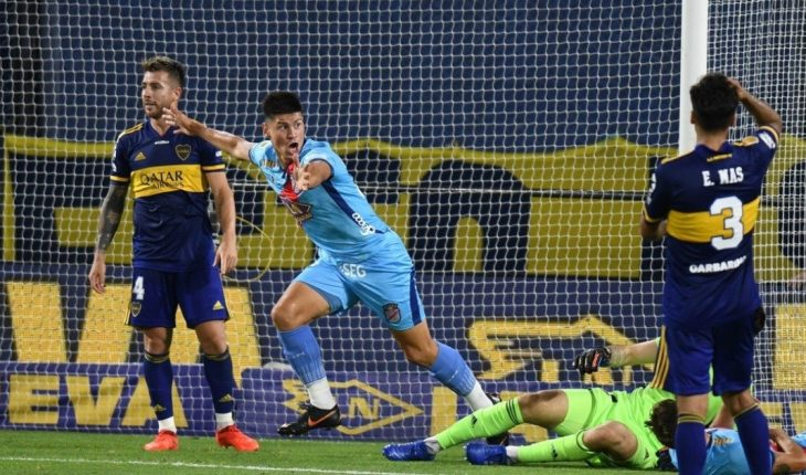 Diego Maradona Cup Champion Phase: Arsenal tied Boca over finale