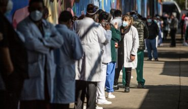 Doctors of La Raza report that they only vaccinated managers; IMSS denies it