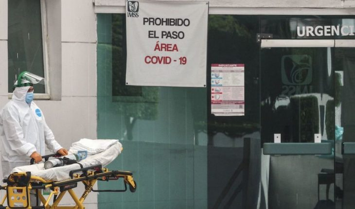 Edomex breaks hospitalization record with 2,399 people admitted