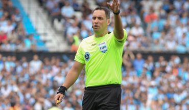 Fernando Rapallini will be the superclassic referee between Boca and River