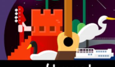 Fluvial Music Event 2020 via online